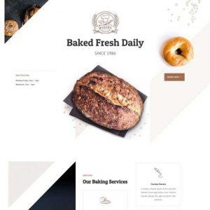 Bakery Product Shot