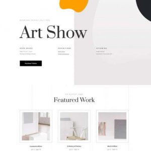 art gallery featured