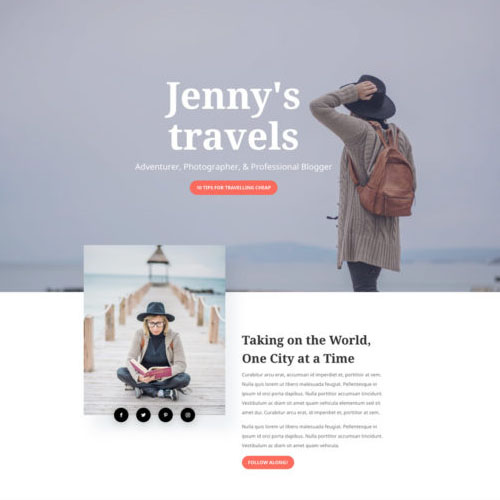 Travel Blog Featured