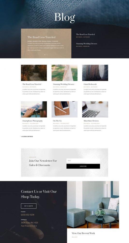 Upholsterer Blog