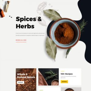 Spice Shop Featured
